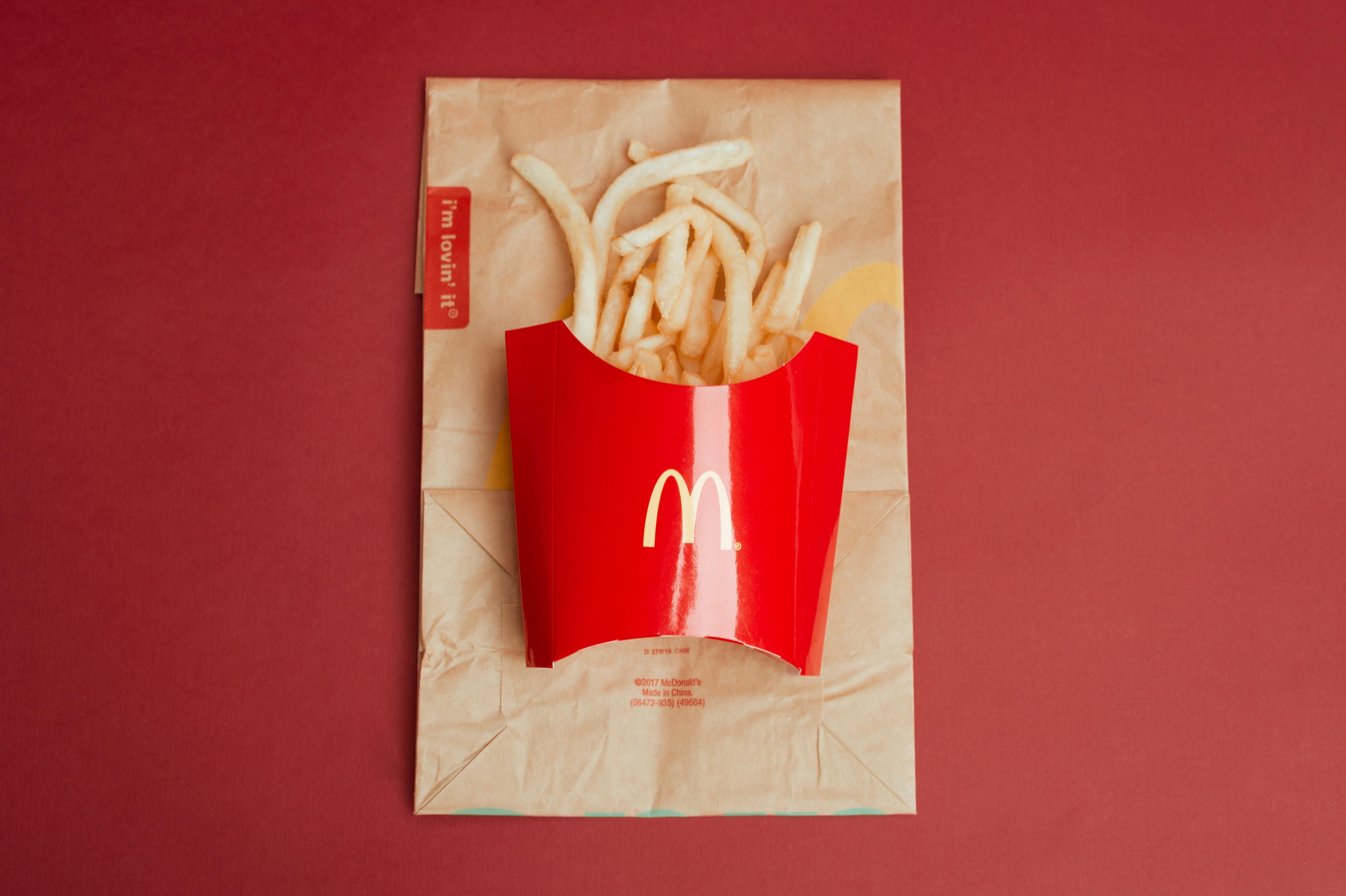 Case Study McDonald's