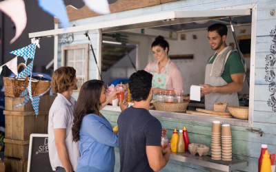 food truck is the best choice for small business